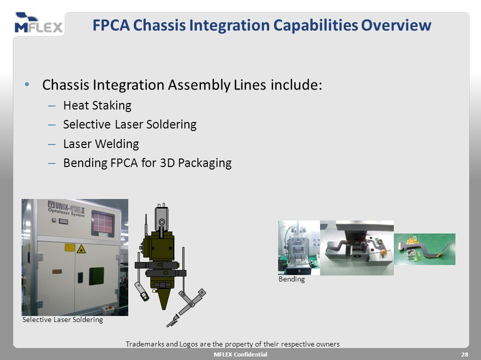 FPCA Chassis Integration Capabilities Overview