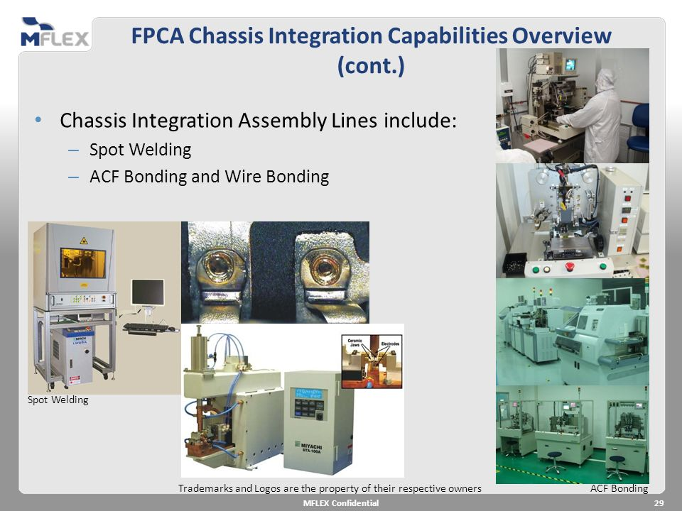 FPCA Chassis Integration Capabilities Overview (cont.)