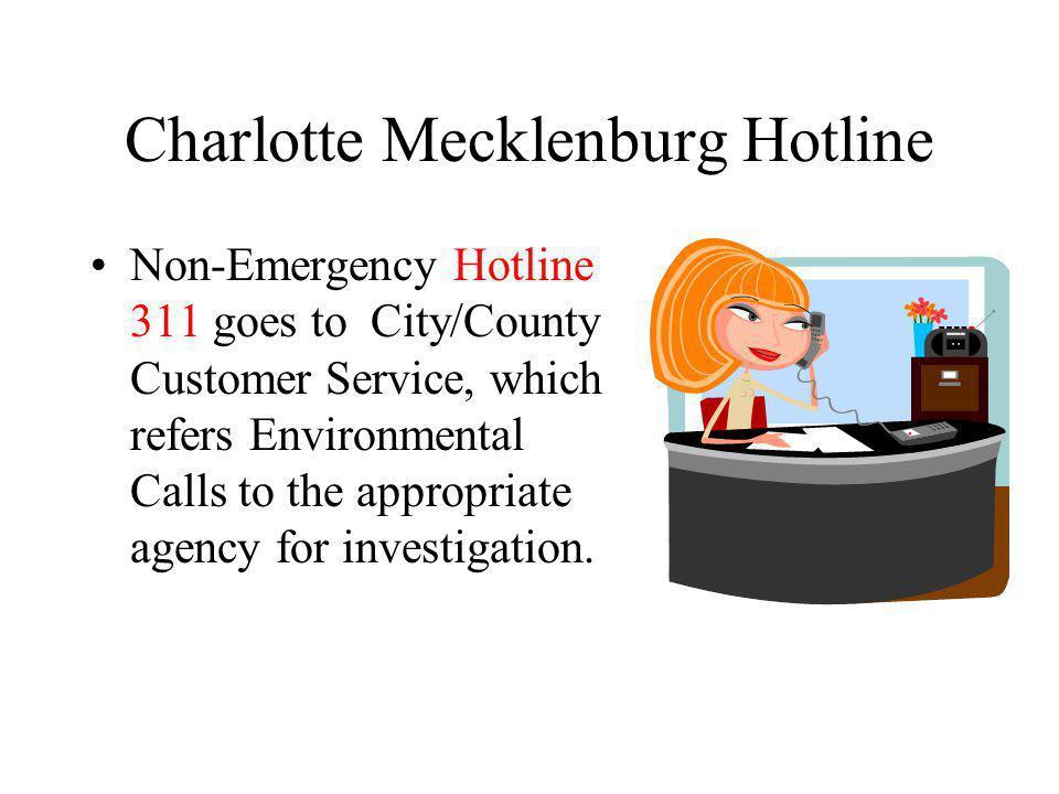 Charlotte Mecklenburg Hotline