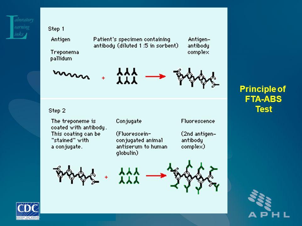 Principle of FTA-ABS Test