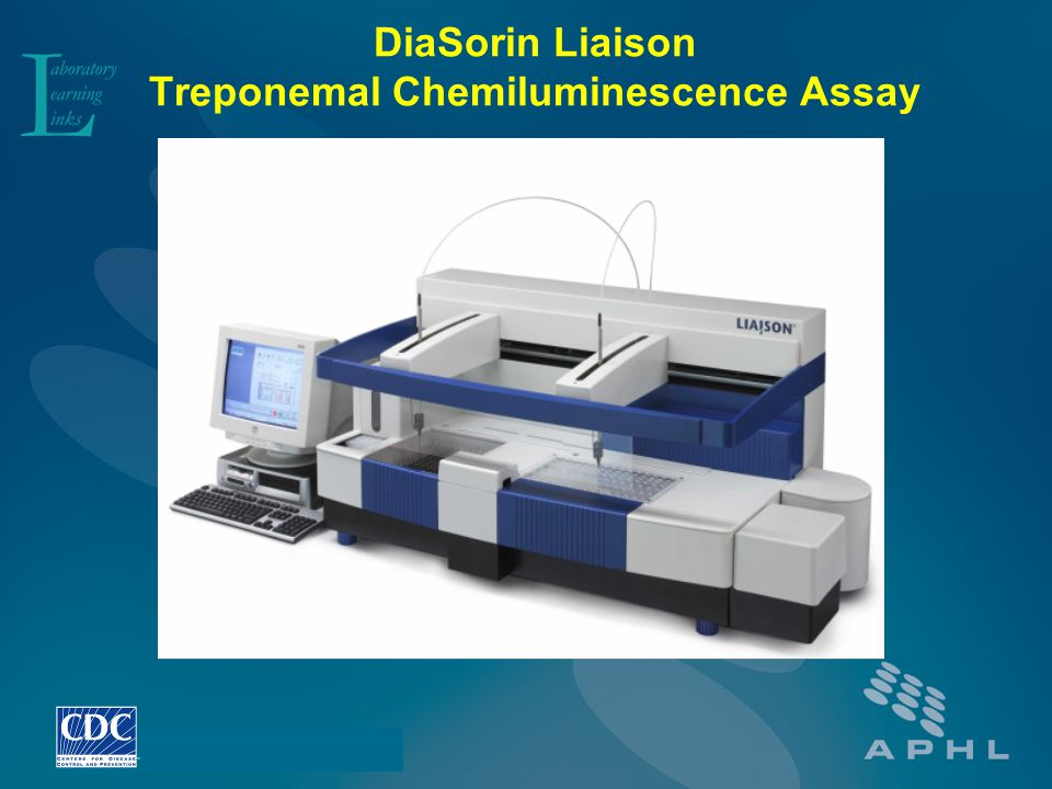 DiaSorin Liaison Treponemal Chemiluminescence Assay