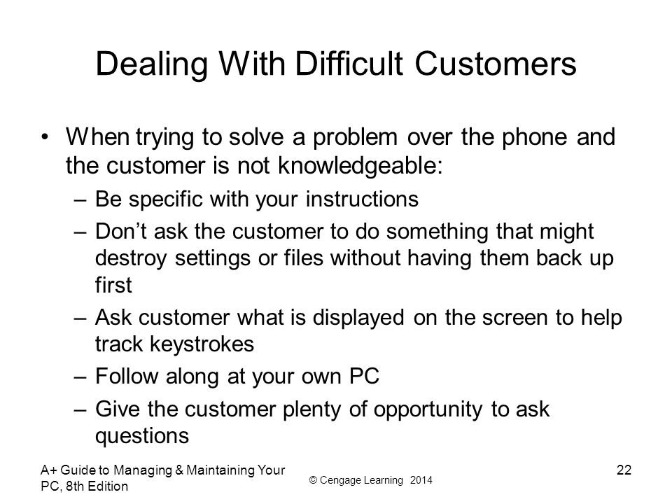 dealing with difficult customers A real example of how to handle an angry customer service complaint on about dealing with angry customers on not that difficult to turn an angry.