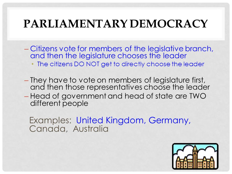 how to get a parliamentary pass