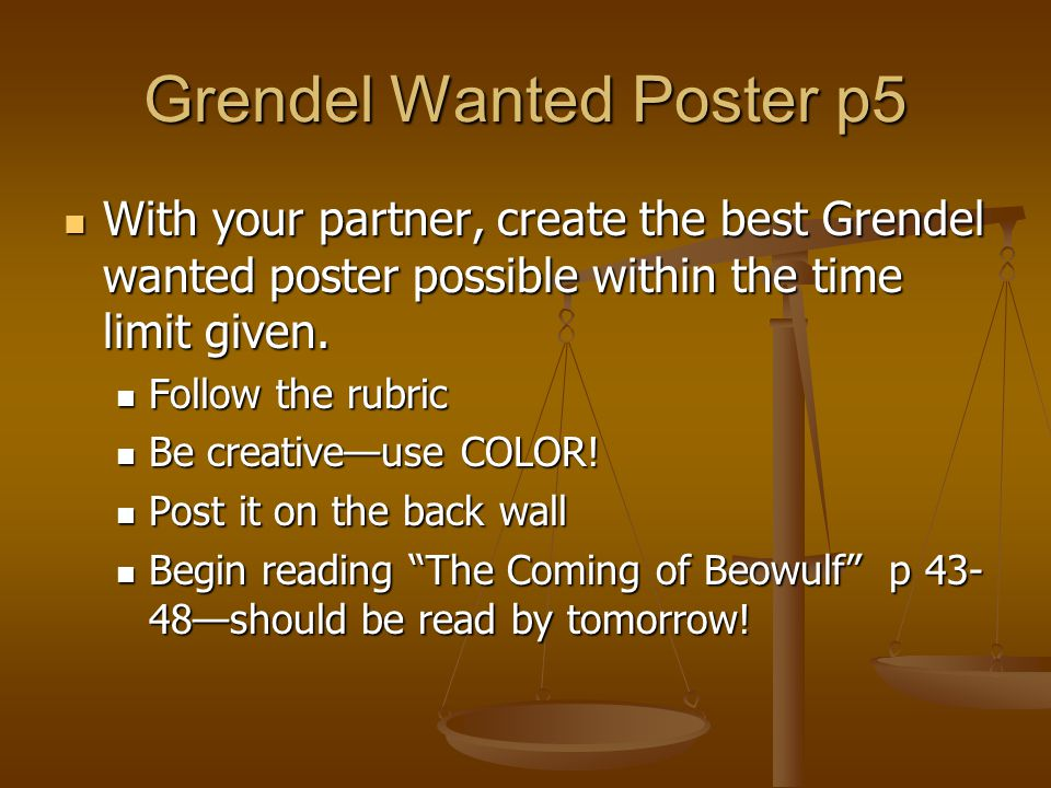 Grendel Wanted Poster p5