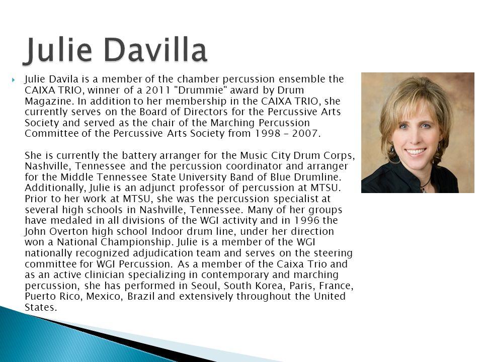 Julie Davilla