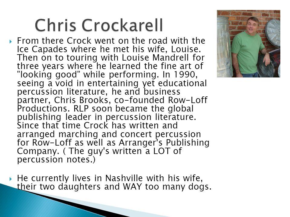 Chris Crockarell