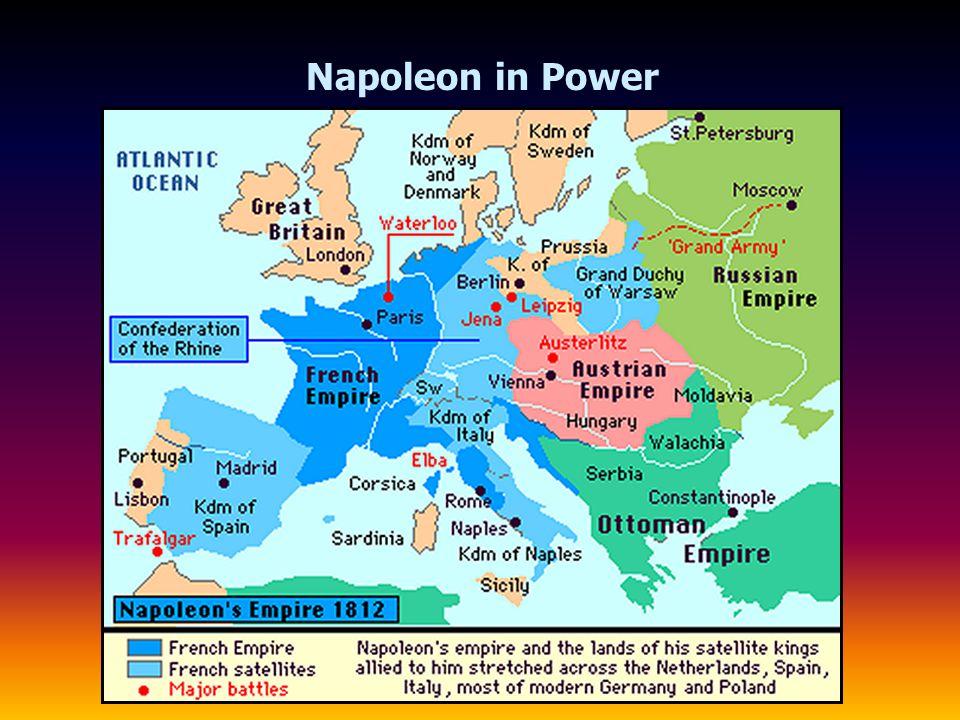Napoleon in Power