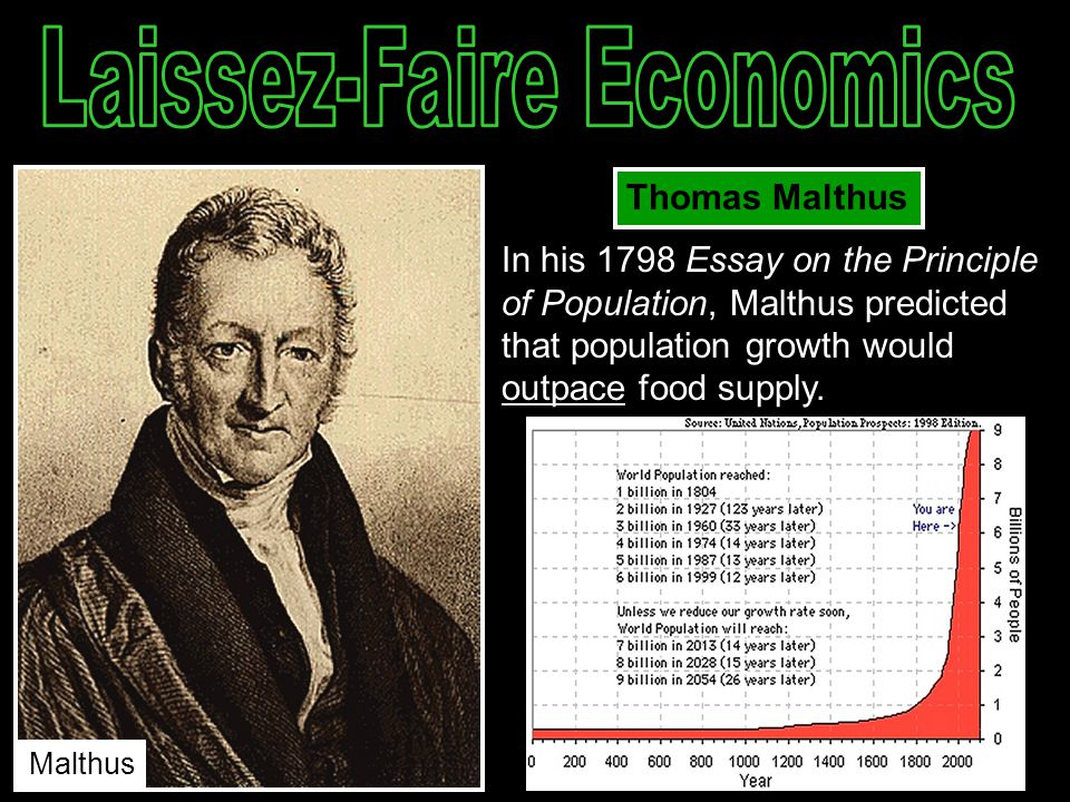 laissez faire economics essay Get access to laissez faire economics essays only from anti essays listed results 1 - 30 get studying today and get the grades you want only at.