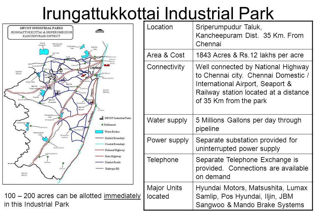 Irungattukkottai Industrial Park