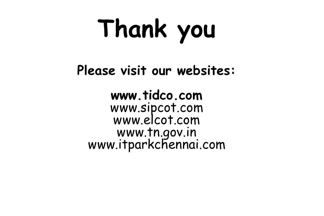 Please visit our websites:
