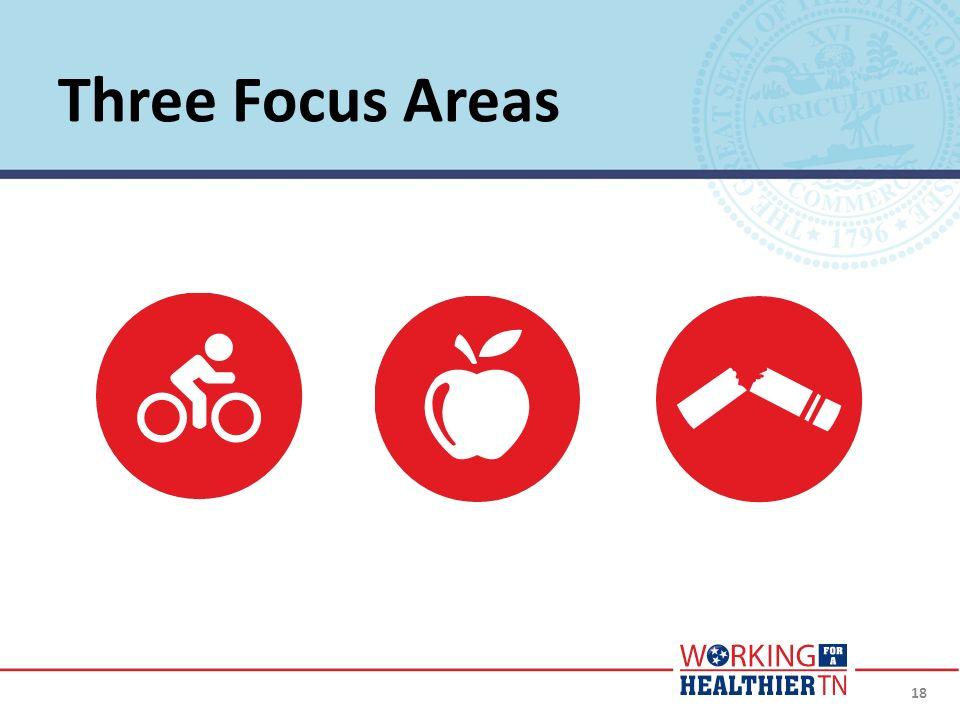 Three Focus Areas *We need to remove Ref. Intro: Three focus areas