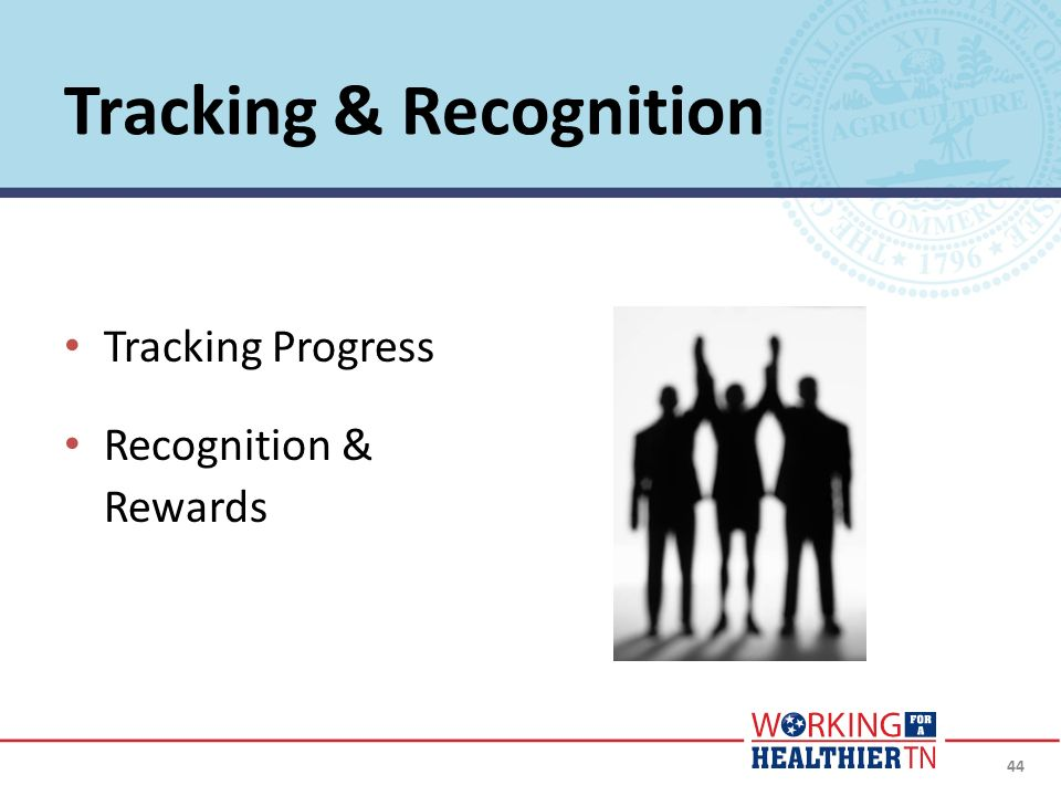 Tracking & Recognition
