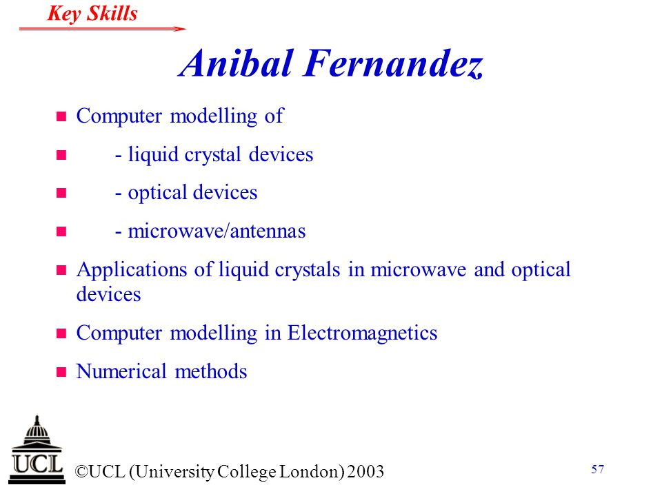 Anibal Fernandez Computer modelling of - liquid crystal devices