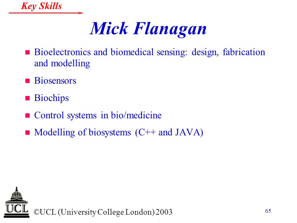 Mick Flanagan Bioelectronics and biomedical sensing: design, fabrication and modelling. Biosensors.