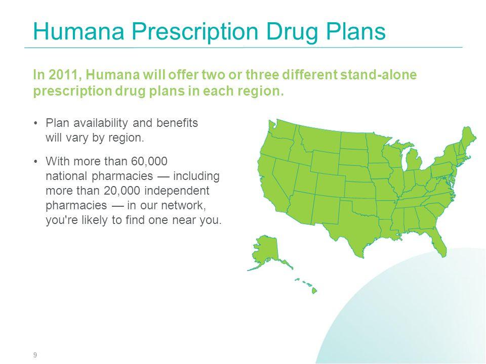 Humana Prescription Drug Plans