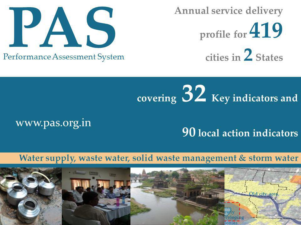 PAS 90 local action indicators www.pas.org.in