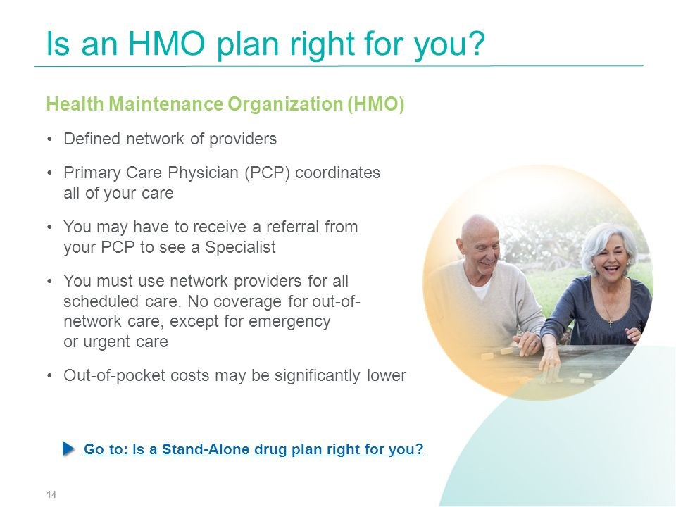 Is an HMO plan right for you