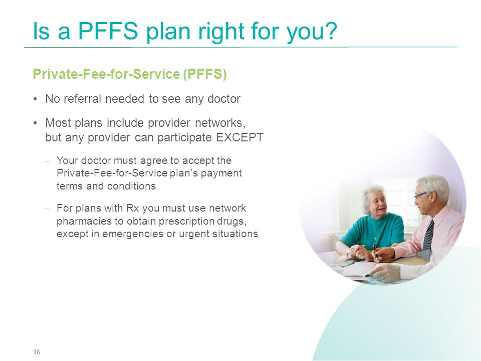 Is a PFFS plan right for you