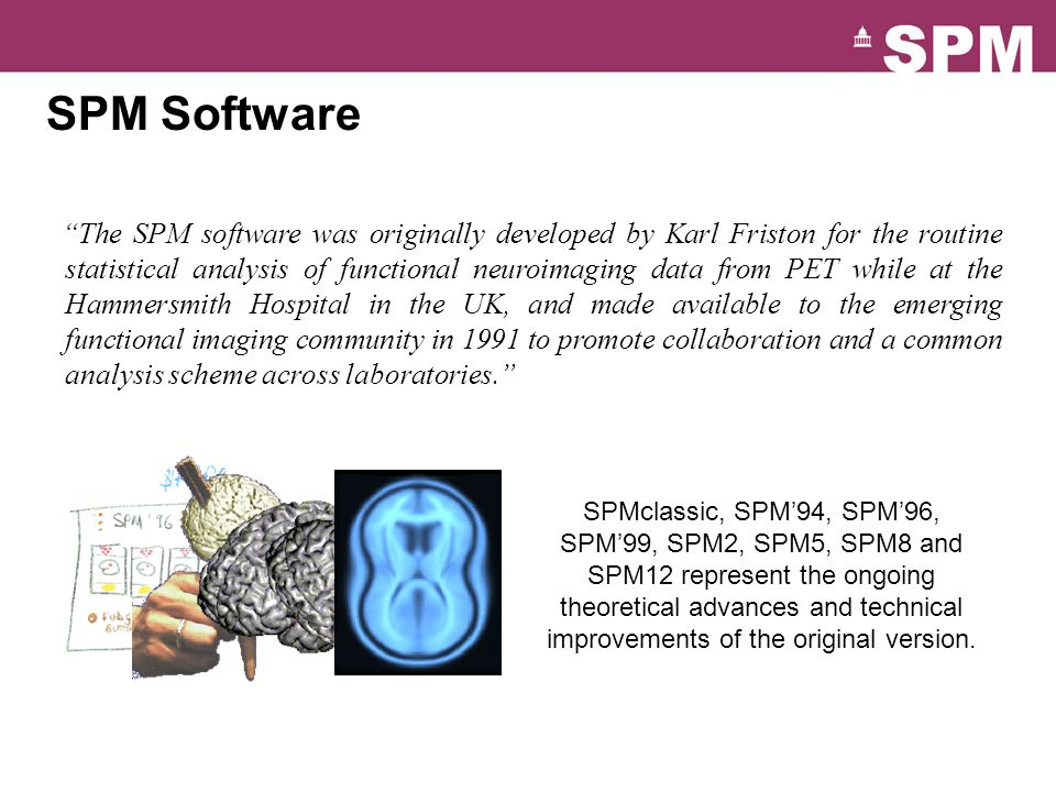 SPM Software