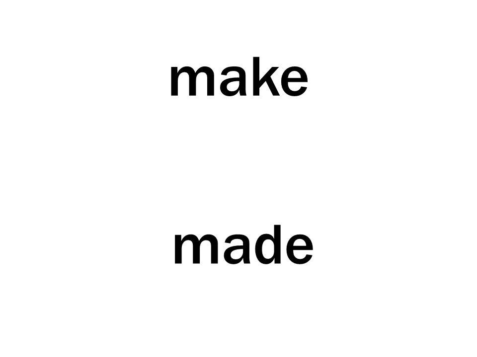 make made