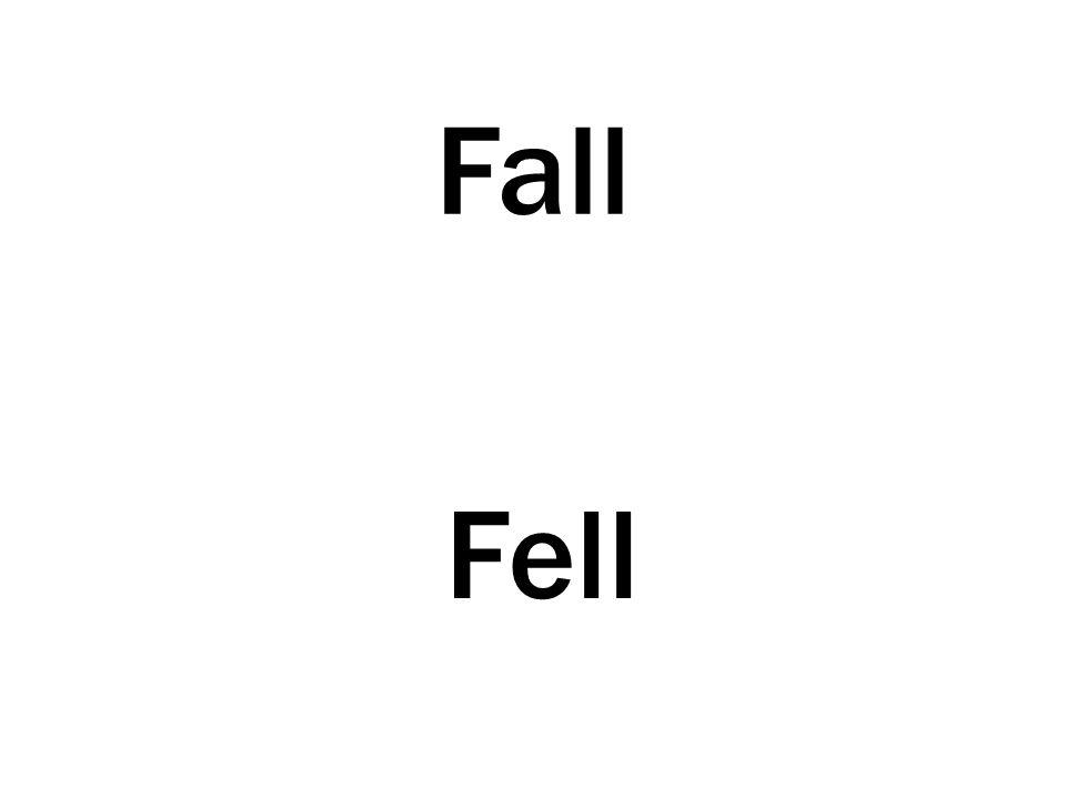 Fall Fell