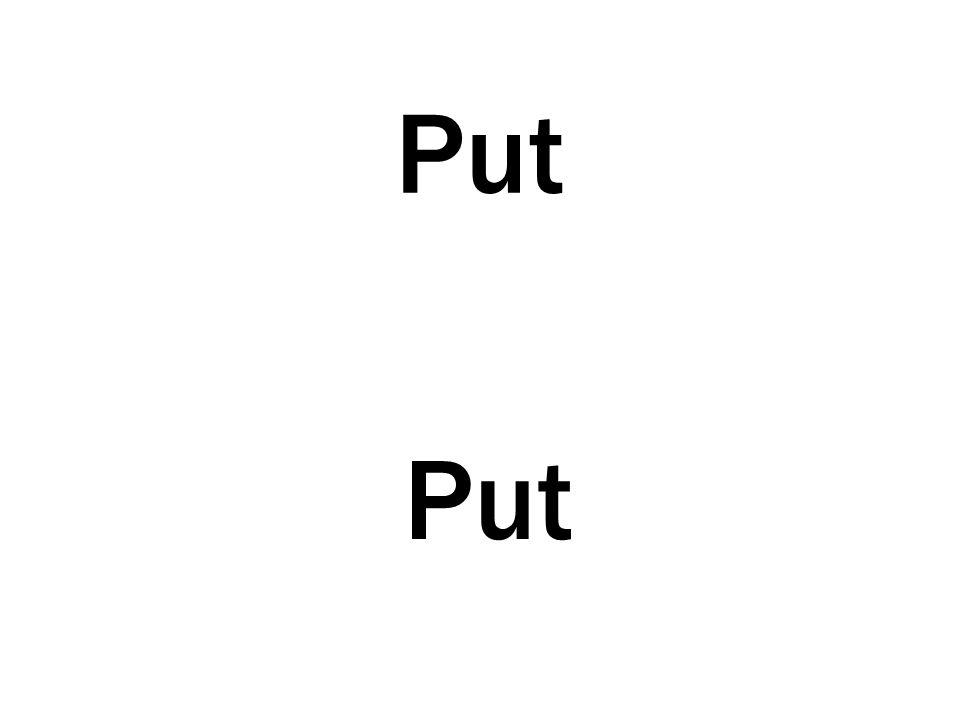 Put Put