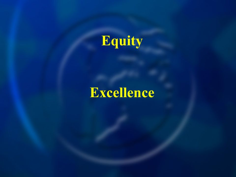 Equity Excellence