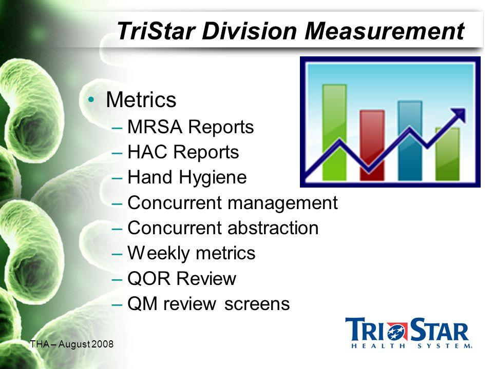 TriStar Division Measurement