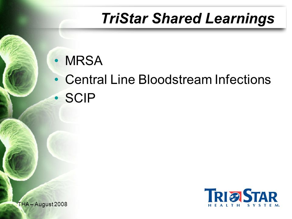 TriStar Shared Learnings