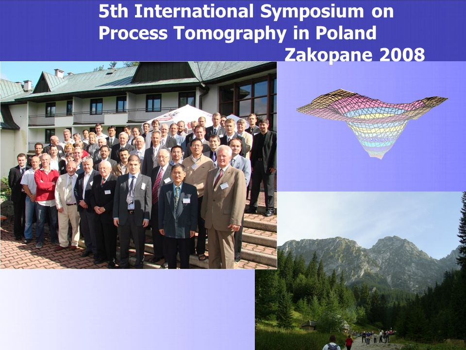 5th International Symposium on Process Tomography in Poland