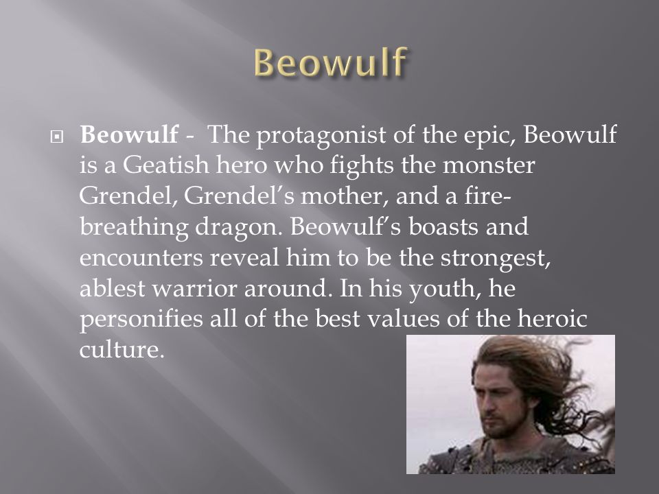 beowulf cultural criticism Criticism in english-andto certain considerationsofthe structure it interest the superior culture of today' beowulf: the monsters and the critics 105.