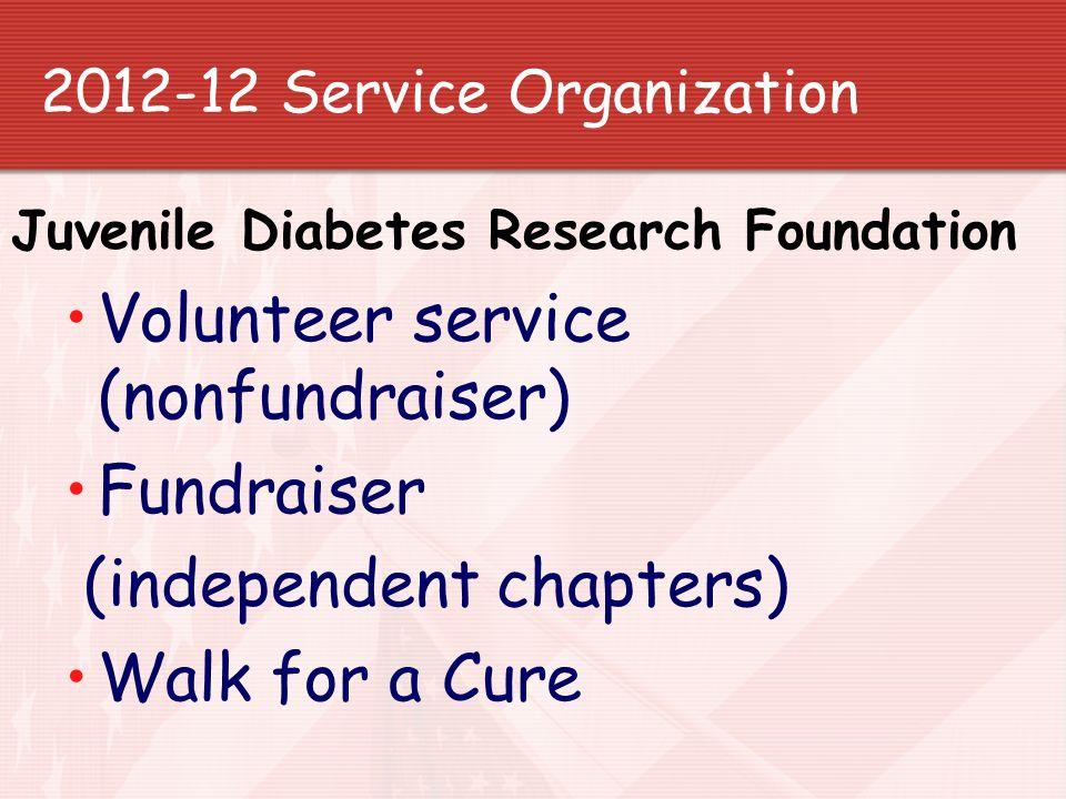 2012-12 Service Organization