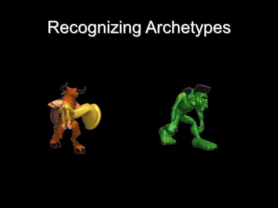 Recognizing Archetypes