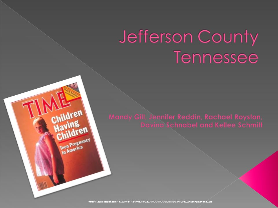 Jefferson County Tennessee