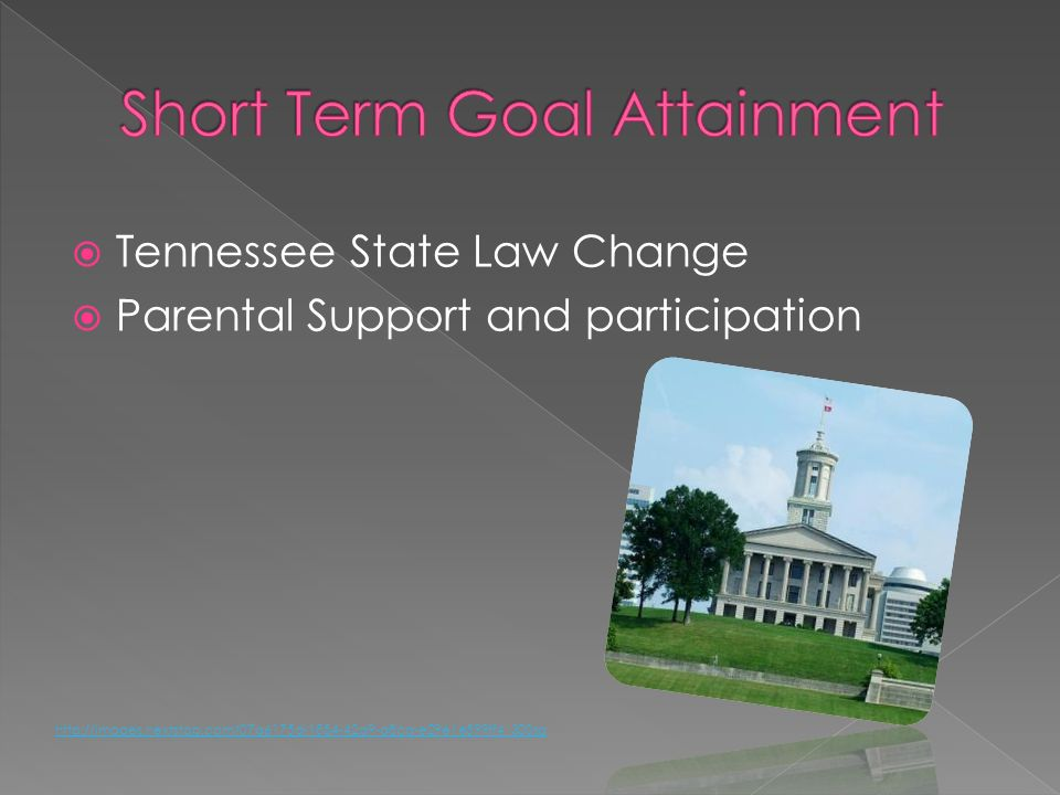 Short Term Goal Attainment