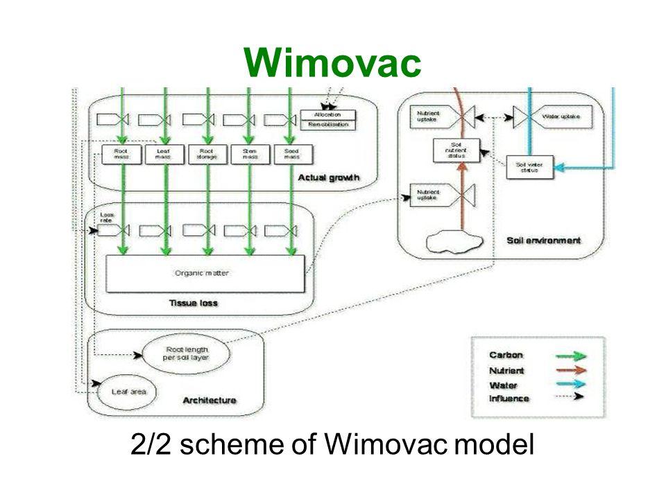2/2 scheme of Wimovac model