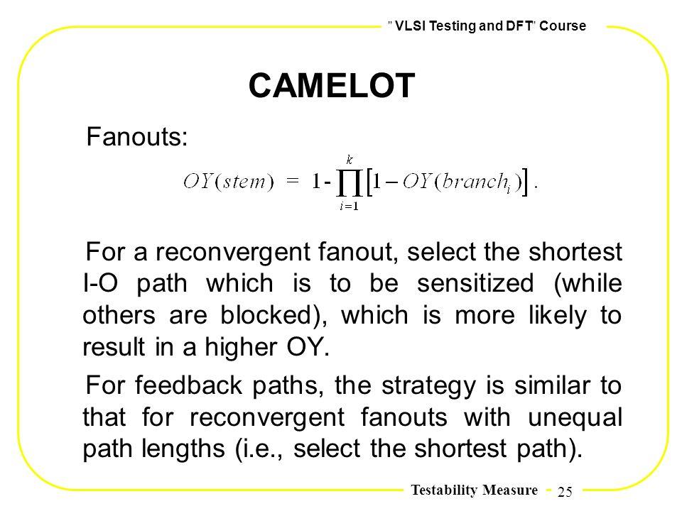CAMELOT Fanouts: