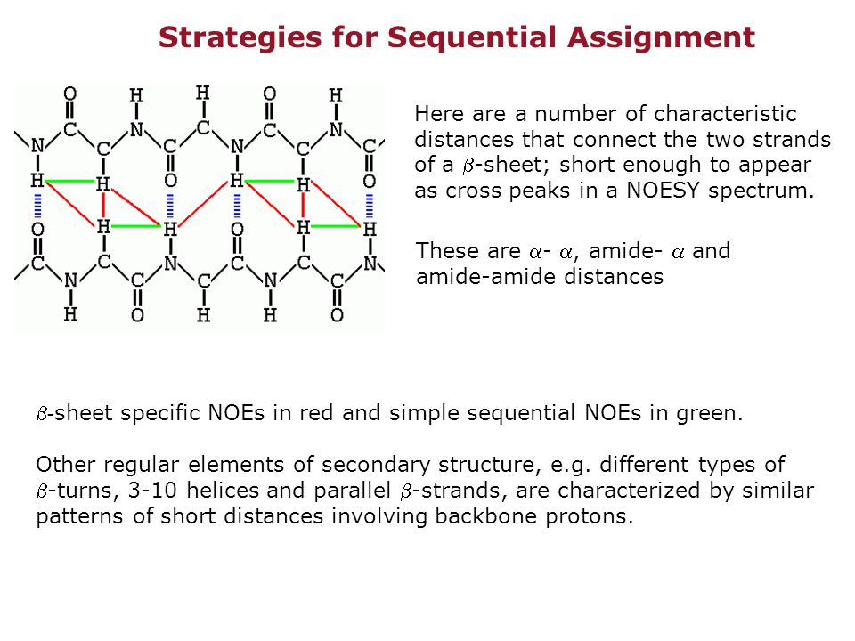 Strategies for Sequential Assignment
