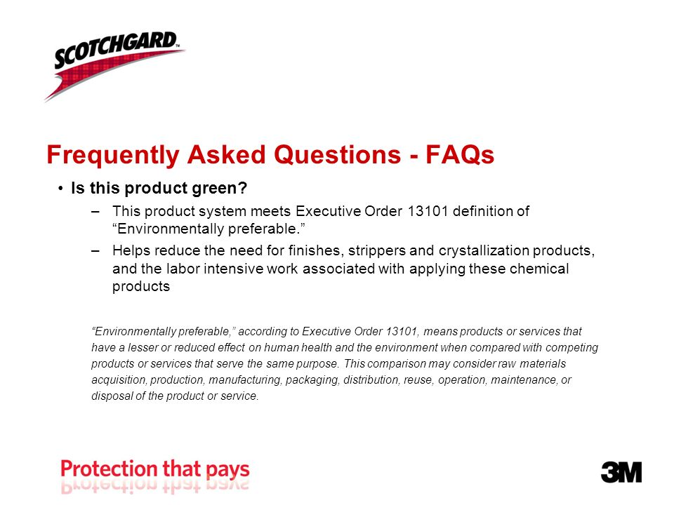 Frequently Asked Questions - FAQs