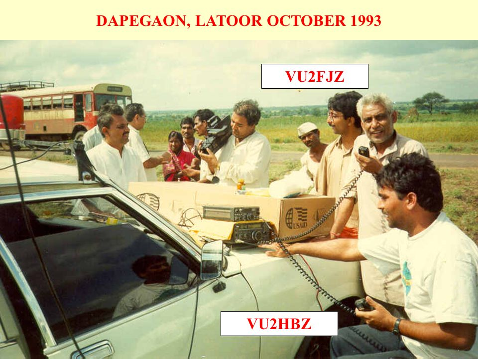 DAPEGAON, LATOOR OCTOBER 1993