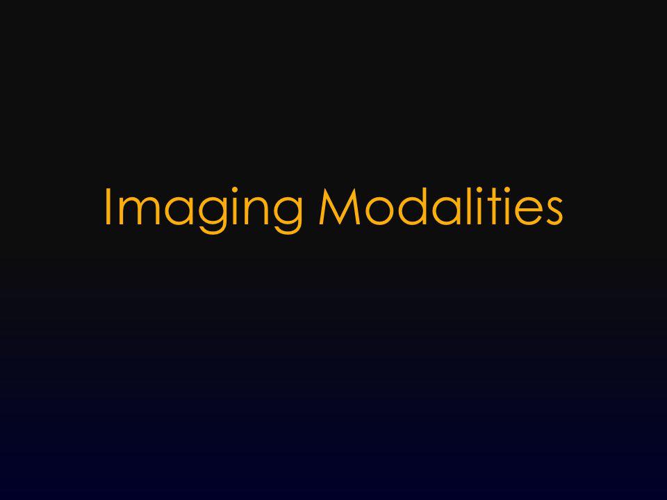 Imaging Modalities