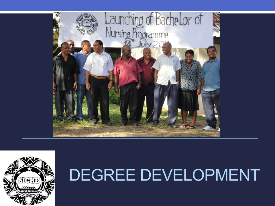Degree Development