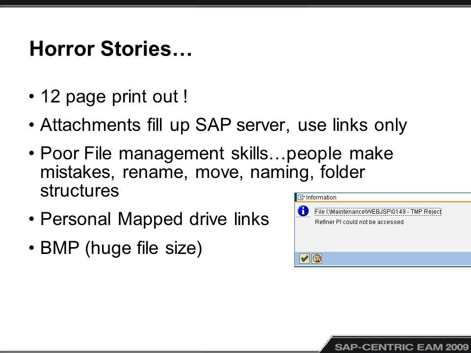 Horror Stories… 12 page print out !