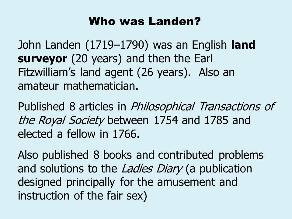 Who was Landen