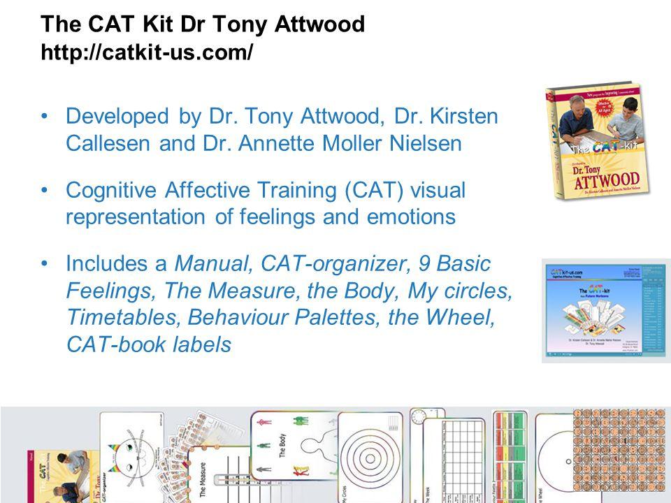 The CAT Kit Dr Tony Attwood http://catkit-us.com/