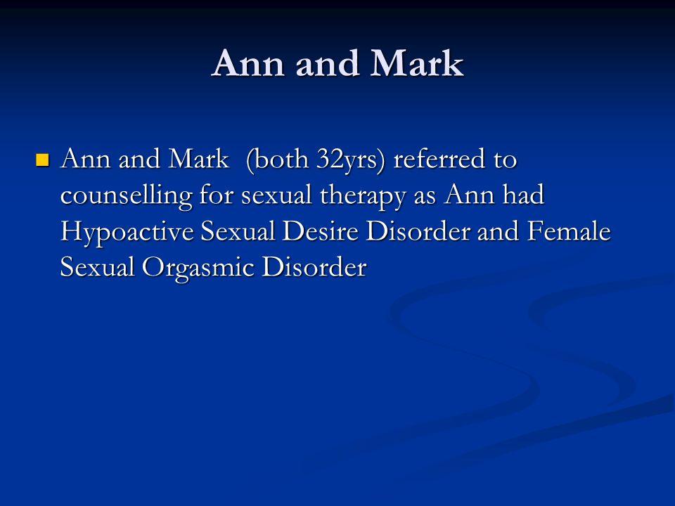 Ann and Mark