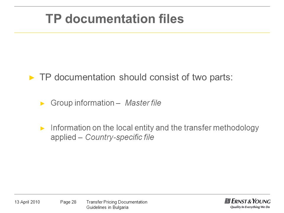 TP documentation files