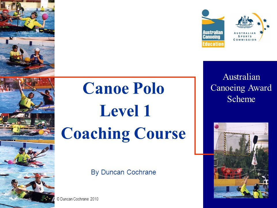 Australian Canoeing Award Scheme