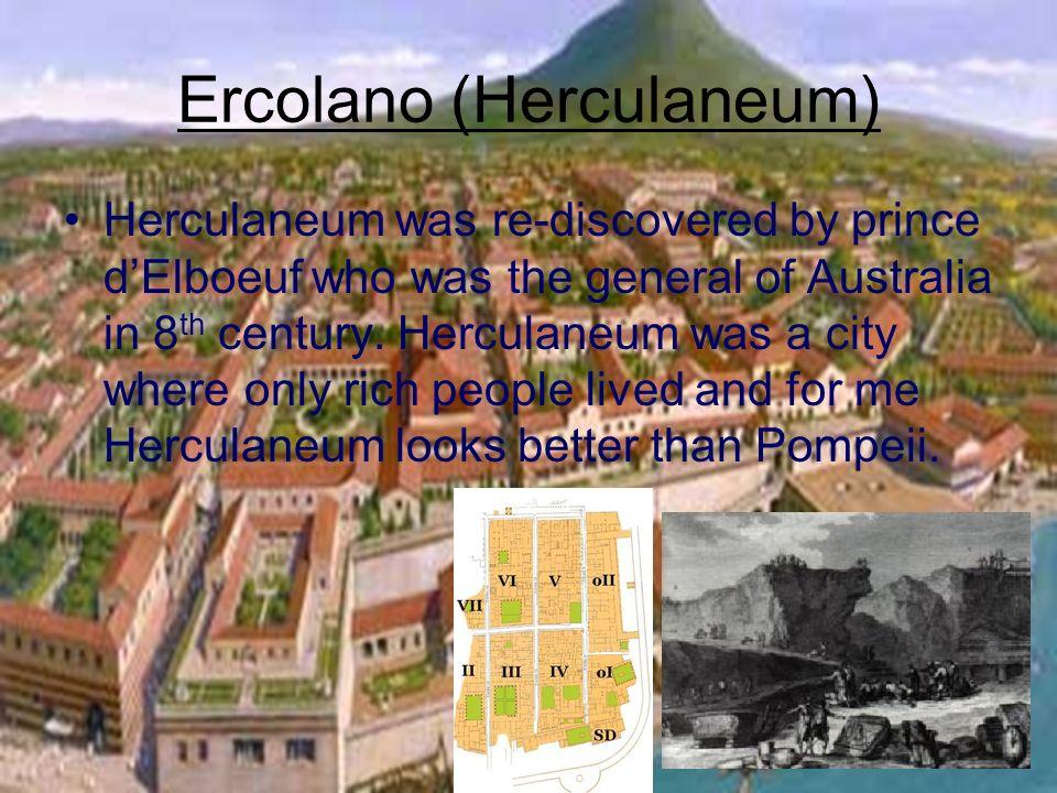 Ercolano (Herculaneum)