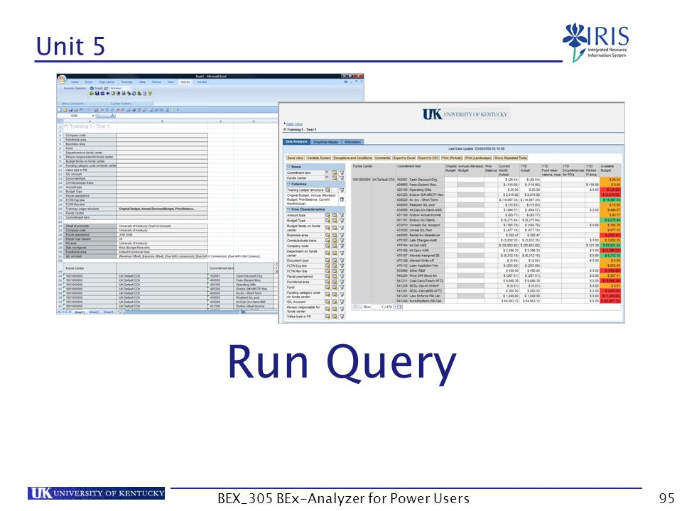 BEX_305 BEx-Analyzer for Power Users